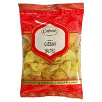 Cofresh salted cassava chips
