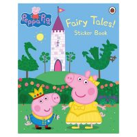 Peppa Pig Fairy Tales Sticker Book