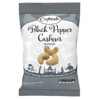 Cofresh black pepper cashews