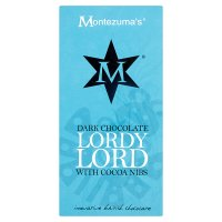 Montezuma's Dark Chocolate Lordy Lord