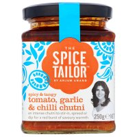 The Spice Tailor garlic chilli chutni