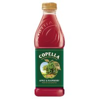 Copella apple & raspberry juice