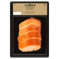 Coln Valley Smokery traditional smoked kiln roasted salmon