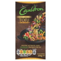 Cauldron Sweet Ginger Tofu