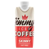 Jimmy's skinny iced coffee