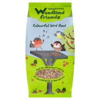 Waitrose Colourful Bird Food