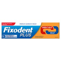 Fixodent Plus Dual Power