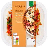 Waitrose Asian Chicken Pad Thai
