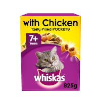 Whiskas Senior with Chicken