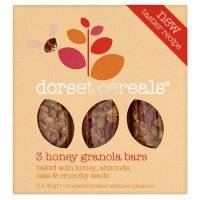 Dorset Cereals 3 Honey Granola Bars