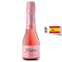 Freixenet Cordon Rosado Cava Brut, Spanish, Rosé Wine, Small Bottle
