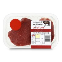 esstential Waitrose beef ranch steak (topside)