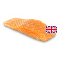 Waitrose Select Farm lightly smoked Scottish salmon fillet