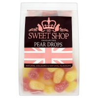 MB Sweet Shop pear drops