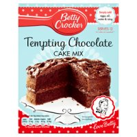 Betty Crocker Tempting Chocolate