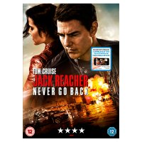 DVD Jack Reacher Never Go Back