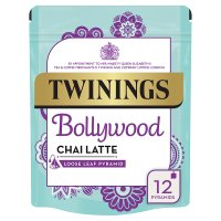 Twinings Bollywood chai latte 12 pyramids