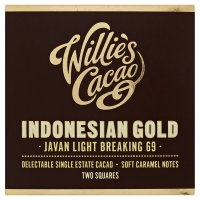 Willie's Cacao Indonesion gold 69