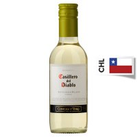 Casillero Diablo, Sauvignon Blanc, Chilean, White Wine, Small Bottle
