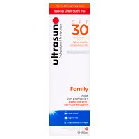 Ultrasun family lotion 30SPF