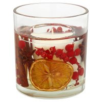 Waitrose Gel Candle Spiced Clementine