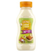 Heinz light salad cream