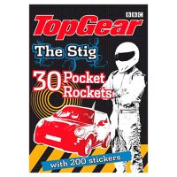 Top Gear - The Stig 30 Top Pocket Rockets