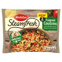 Birds Eye Steamfresh Fragrant Couscous