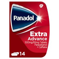 Panadol extra advanced tablets (pack of 14)