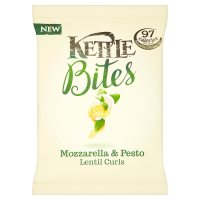 Kettle Bites Mozzarella & Pesto