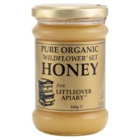Littleover Apiary organic pure 'wildflower' set honey