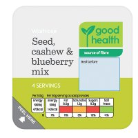 LoveLife Seed, Cashew & Blueberry Mix
