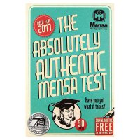Mensa The Absolutely Authentic Mensa Test