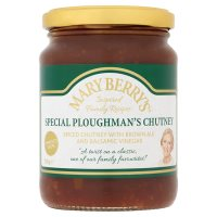 Mary Berry's special ploughmans chutney