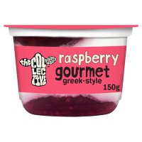 The Collective Dairy Scottish Raspberry Live Gourmet Yoghurt