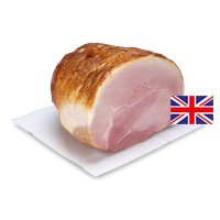 Waitrose British fully roasted ham