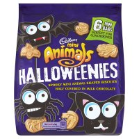 Cadbury mini animals halloweenies