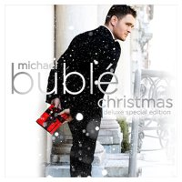 CD Michael Buble Christmas Deluxe