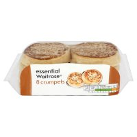 essential Waitrose crumpets