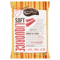 Darrell Lea soft eating strawberry liquorice