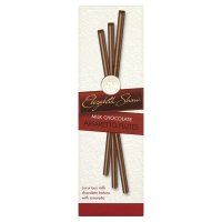 Elizabeth Shaw milk chocolate amaretto flutes
