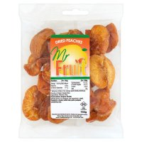 Mr Fruit dried peaches