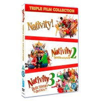 DVD Nativity Triple Pack