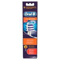 Oral B Trizone Toothbrush Replacement Head 2pk