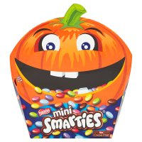Smarties Pumpkin
