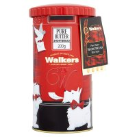 Walkers Shortbread Rounds in Postbox