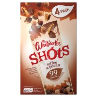 Whitworths Shots Toffee & Pecan