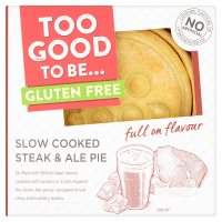 No G Steak & Ale Pie