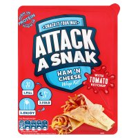 Attack A Snak Ham 'n Cheese