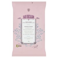 San Nicasio potato chips with Himalayan pink salt